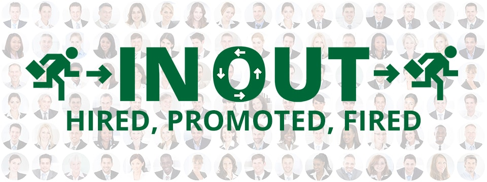 In Out - Hired, Promoted, Fired